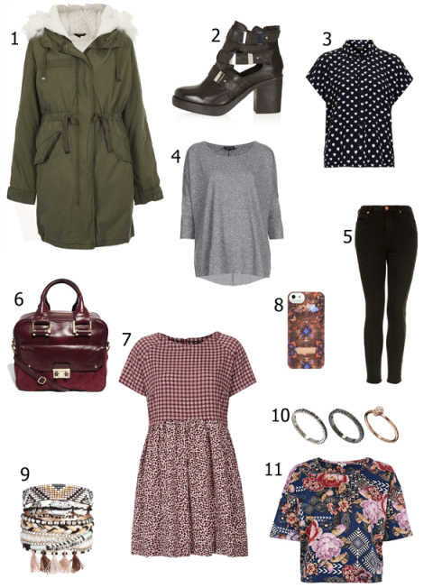 Autumn/Winter Wish List 2013